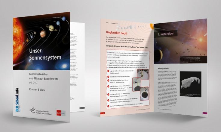 """""""Unser Sonnensystem"""" - Faszination Weltraum ansprechend..."""
