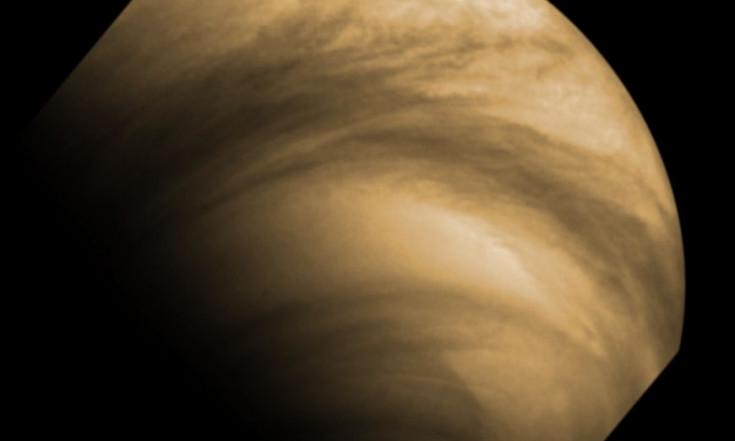 Venus: Blick in die turbulente Atmosphäre