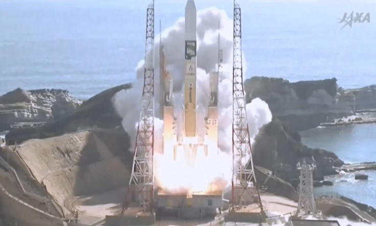 Video: H-IIA Rocket Lifts Off with GCOM-C & SLATS Satellites – H-IIA – GCOM-C1 | Spaceflight101