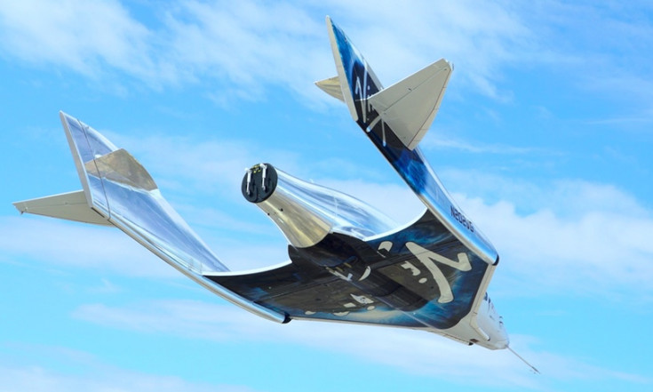 Virgin Galactic signs SpaceShipTwo research flight deal with Italian space agency - SpaceNews.com