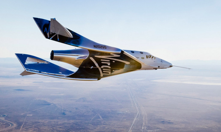 Virgin Galactic Wants to Send People on Superfast Trips Across Earth