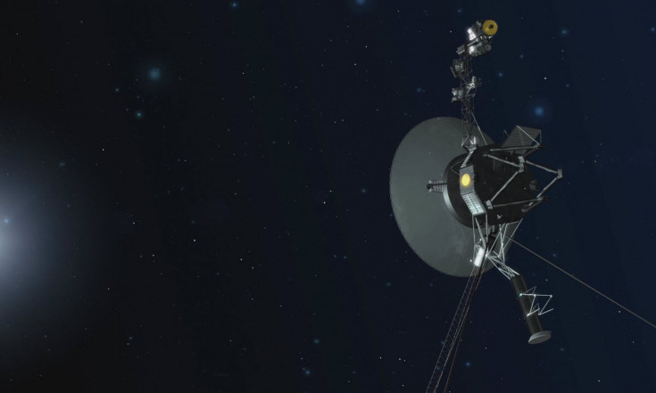Voyager 1, Humanity`s Farthest Spacecraft, Marks 40 Years in...