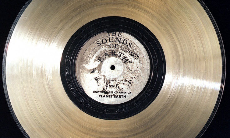 Voyager & the Golden Record