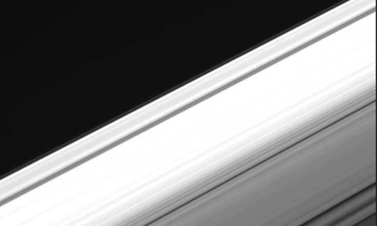 Watch as NASA`s Cassini Speeds Past Saturn`s Rings in This...