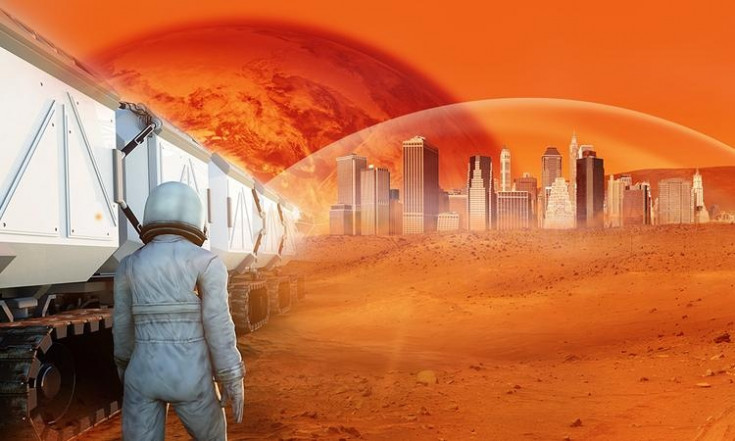 What`s Elon Musk`s Plan For Life On Mars?