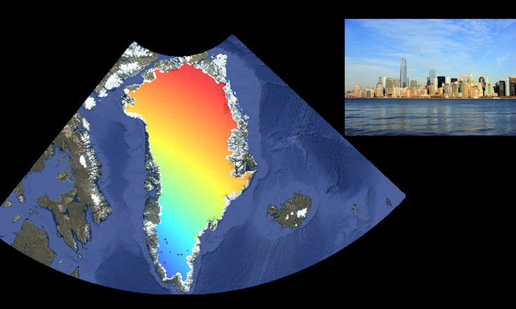 Which Melting Glacier Threatens Your City the Most? NASA Tool Can Tell You