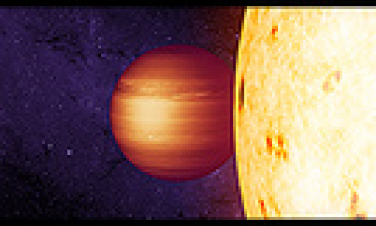 """Wrong-way"" Winds on CoRoT-2b - NASA Spitzer Space Telescope"