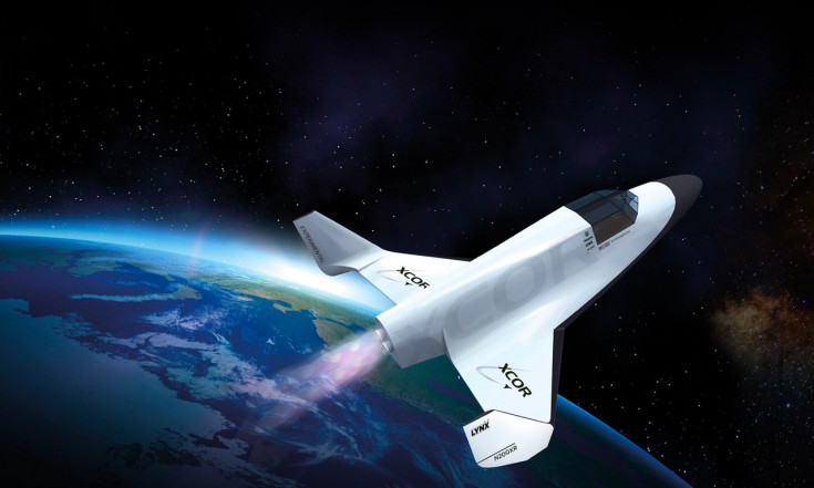 XCOR Aerospace files for bankruptcy - SpaceNews.com