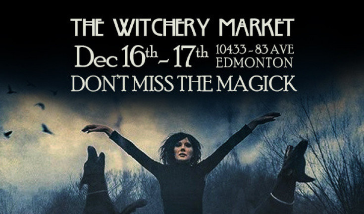 Edmonton Witch Market