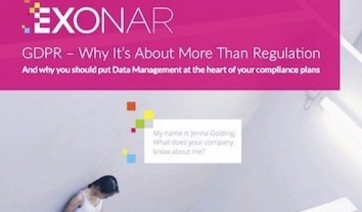 GDPR – Why It's About More Than Regulation. Download the White Paper