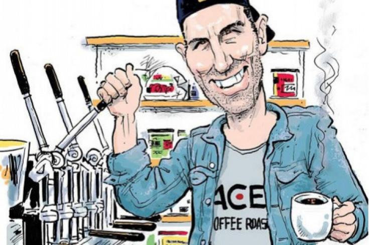 Joe Parrottino, Ace Coffee Roasters & Leva Cafe