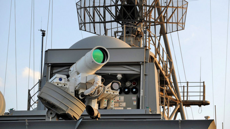 How the US Navy Is Turning Sci-Fi Warfare into Reality