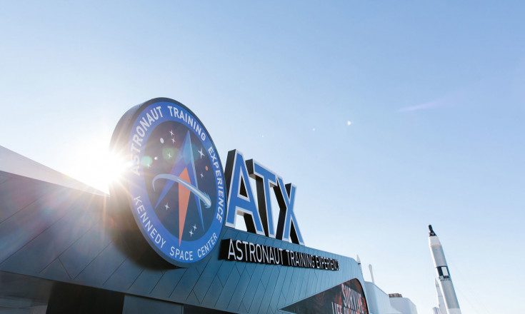 NASA Visitor Center to Open Astronaut Training Attraction in 2018