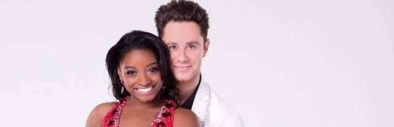 New 'Dancing' cast includes Biles, 'Bachelor'