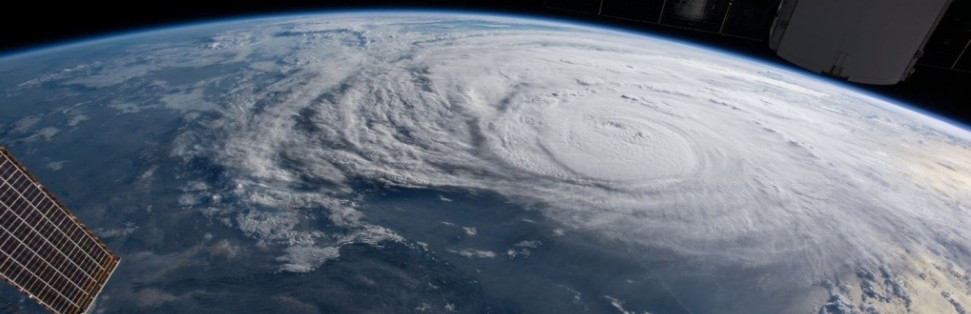 Hurricane Harvey: Photos of the Massive Storm from Space